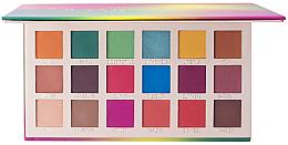 Voňavky, Parfémy, kozmetika Paleta očných tieňov - Moira Wanderlust Palette