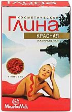 Voňavky, Parfémy, kozmetika Kozmetický červený íl - MedikoMed