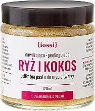 """Voňavky, Parfémy, kozmetika Čistiaci pre čistenie tváre """"Ryža a Kokos"""" - Iossi"""
