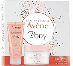 Voňavky, Parfémy, kozmetika Sada - Avene Body Eau Thermale (b/lotion/250ml + sh/gel/200ml)