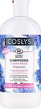 Voňavky, Parfémy, kozmetika Šampón s nevädzovým extraktom pre sivé vlasy - Coslys