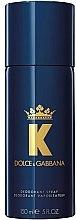 Voňavky, Parfémy, kozmetika Dolce&Gabbana K By Dolce&Gabbana - Dezodorant