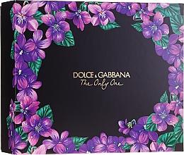 Voňavky, Parfémy, kozmetika Dolce&Gabbana The Only One - Sada (edp/50ml + edp/10ml)