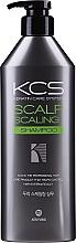 Voňavky, Parfémy, kozmetika Šampón na hĺbkové čistenie vlasov s lupinami a mastnej pokožky hlavy - KCS Scalp Scaling Shampoo