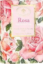 """Voňavky, Parfémy, kozmetika Prírodné mydlo """"Ruža"""" - Saponificio Artigianale Fiorentino Masaccio Rose Soap"""