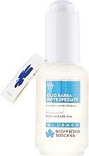 Voňavky, Parfémy, kozmetika Olej pre bradu - Biofficina Toscana Spicy Beard Oil