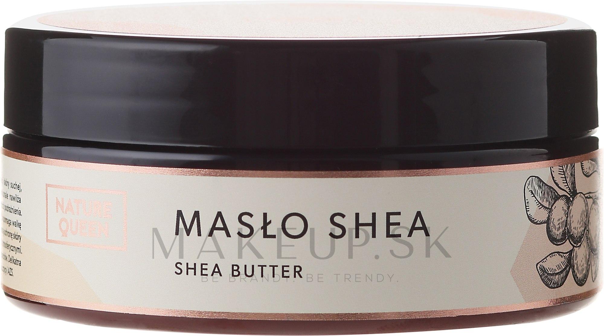 "Olej na telo ""Ši"" - Nature Queen Shea Butter — Obrázky 150 ml"