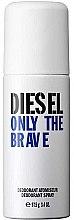 Voňavky, Parfémy, kozmetika Diesel Only The Brave - Deodorant
