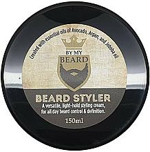 Voňavky, Parfémy, kozmetika Stylingový krém na bradu - By My Beard Beard Styler Light Hold Styling Cream