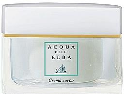 Voňavky, Parfémy, kozmetika Acqua Dell Elba Blu - Hyalurónový krém na telo