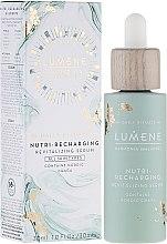 Voňavky, Parfémy, kozmetika Regeneračné sérum na tvár - Lumene Harmonia Nutri-Recharging Revitalizing Serum