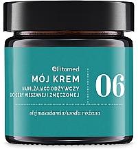 Voňavky, Parfémy, kozmetika Krém s olejom pšeničných klíčkov - Fitomed Cream With Wheat Germ Oil Nr6