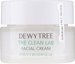 Voňavky, Parfémy, kozmetika Pleťový krém s ceramidmi a kyselinou hyalurónovou - Dewytree The Clean Lab Facial Cream