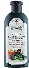 Voňavky, Parfémy, kozmetika Agafia hustý šampón pre pevnosť a rast vlasov - Recepty babičky Agafii