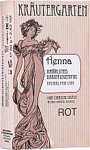 Voňavky, Parfémy, kozmetika Hena, prášok červenej farby - Styx Naturcosmetic Henna Pulver Rot