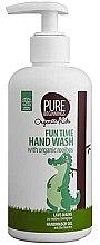 Voňavky, Parfémy, kozmetika Tekuté mydlo na ruky - Pure Beginnings Fun Time Hand Wash