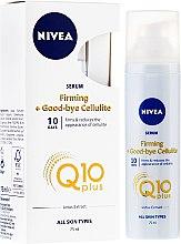Voňavky, Parfémy, kozmetika Sérum na telo proti celulitíde - Nivea Q10 Firming Anti Cellulite Serum