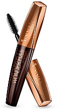 Voňavky, Parfémy, kozmetika Riasenka s arganovým olejom - Rimmel WonderFull With Argan Oil Extreme Black Mascara