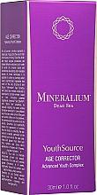 Voňavky, Parfémy, kozmetika Protistarnúci korektor na tvár - Minerallium Youth Source Age Corrector Advanced Youth Complex