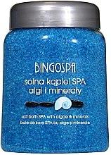 Voňavky, Parfémy, kozmetika Soľ do kúpeľa s morskými riasami a minerálmi - BingoSpa