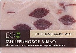 Voňavky, Parfémy, kozmetika Glycerín mydlo matice - ECO Laboratorie Nut Hand Made Soap
