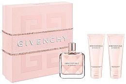 Voňavky, Parfémy, kozmetika Givenchy Irresistible Givenchy - Sada (edp/80ml + b/lot/75ml + sh/gel/75ml)