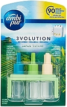 "Voňavky, Parfémy, kozmetika Sada ""Japonské tatami"" - Ambi Pur (refill/3x7ml)"