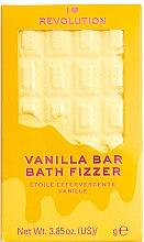 """Voňavky, Parfémy, kozmetika Bomba do kúpeľa - I Heart Revolution Chocolate Bar Bath Fizzer """"Vanilla"""""""