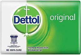 Voňavky, Parfémy, kozmetika Antibakteriálne mydlo so borovicovou arómou - Dettol Anti-bacterial Original Bar Soap