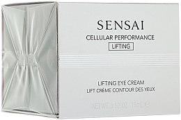 Voňavky, Parfémy, kozmetika Koncentrát regeneračný - Kanebo Sensai Cellular Performance Lifting Eye Cream