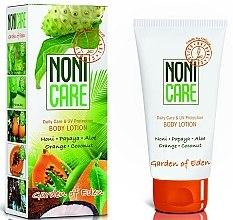 Voňavky, Parfémy, kozmetika Spevňujúci krém na telo s UV filtrom - Nonicare Garden Of Eden Body Lotion