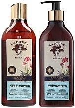 Voňavky, Parfémy, kozmetika Sada - Mrs. Potter's Triple Root (shm/390ml + cond/390ml)