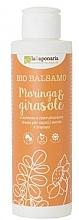 """Voňavky, Parfémy, kozmetika Balzam na vlasy """"Moringa a slnečnica"""" - La Saponaria Bio Balsamo Moringa & Girasole"""