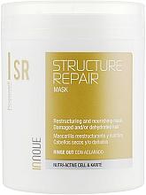 Voňavky, Parfémy, kozmetika Maska na obnovenie štruktúry vlasov - Kosswell Professional Innove Structure Repair Mask