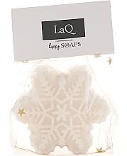 """Voňavky, Parfémy, kozmetika Prírodné ručne vyrábané mydlo """"Snehová vločka"""" s vôňou vianočného perníka - LaQ Happy Soaps Christmas Gingerbread"""