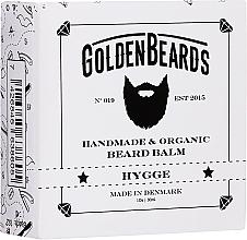 "Voňavky, Parfémy, kozmetika Balzam na bradu ""Hygge"" - Golden Beards Beard Balm"