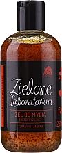 """Voňavky, Parfémy, kozmetika Sprchový gél """"Brusnica a jablko"""" - Zielone Laboratorium"""