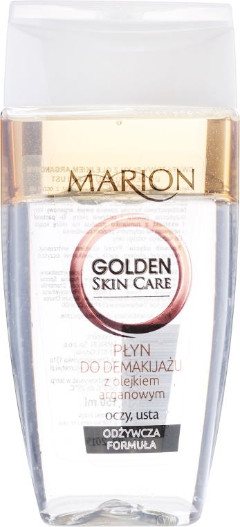 Odličovač make-upu - Marion Golden Skin Care