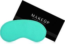"""Voňavky, Parfémy, kozmetika Maska na spanie, tyrkysová """"Classic"""" - MakeUp"""