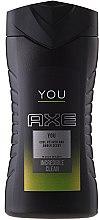 Voňavky, Parfémy, kozmetika Sprchový gél - Axe You Shower Gel