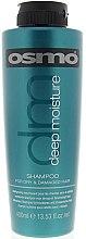 """Voňavky, Parfémy, kozmetika Šampón """"Hĺbková hydratácia"""" - Osmo Deep Moisture Shampoo"""