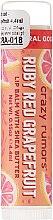 Voňavky, Parfémy, kozmetika Balzam na pery - Crazy Rumors Pink Grapefruit Juice Lip Balm
