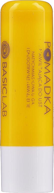 Hydratačný balzam na pery - BasicLab Dermocosmetics Famillias