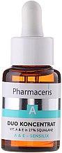Koncentrát s vitamínom A a E - Pharmaceris Duo Koncentrat A&E — Obrázky N1