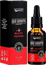 Voňavky, Parfémy, kozmetika Sérum pre rast vlasov - Wooden Spoon Hair Growth Serum
