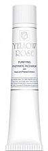 Voňavky, Parfémy, kozmetika Kvasinková maska na tvár (tuba) - Yellow Rose Purifying Enzymatic Face Mask