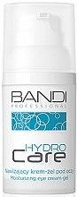 Voňavky, Parfémy, kozmetika Hydratačný krémový gél na pokožku okolo očí - Bandi Professional Hydro Care Moisturizing Eye Cream-Gel