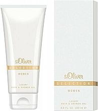 Voňavky, Parfémy, kozmetika S.Oliver Selection for Woman - Sprchový gél