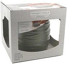 Elektrická aróma lampa s časovačom - Scenterpiece Easy MeltCup Warmer Noah Grey — Obrázky N2