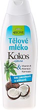 "Voňavky, Parfémy, kozmetika Telový lotion ""Kokos"" - Bione Cosmetics Coconut Nourishing Body Lotion"